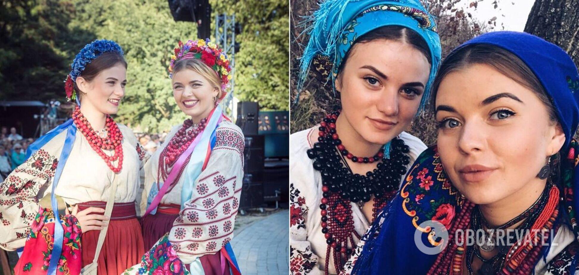 Сестры из Ривненской области стали популярными в TikTok