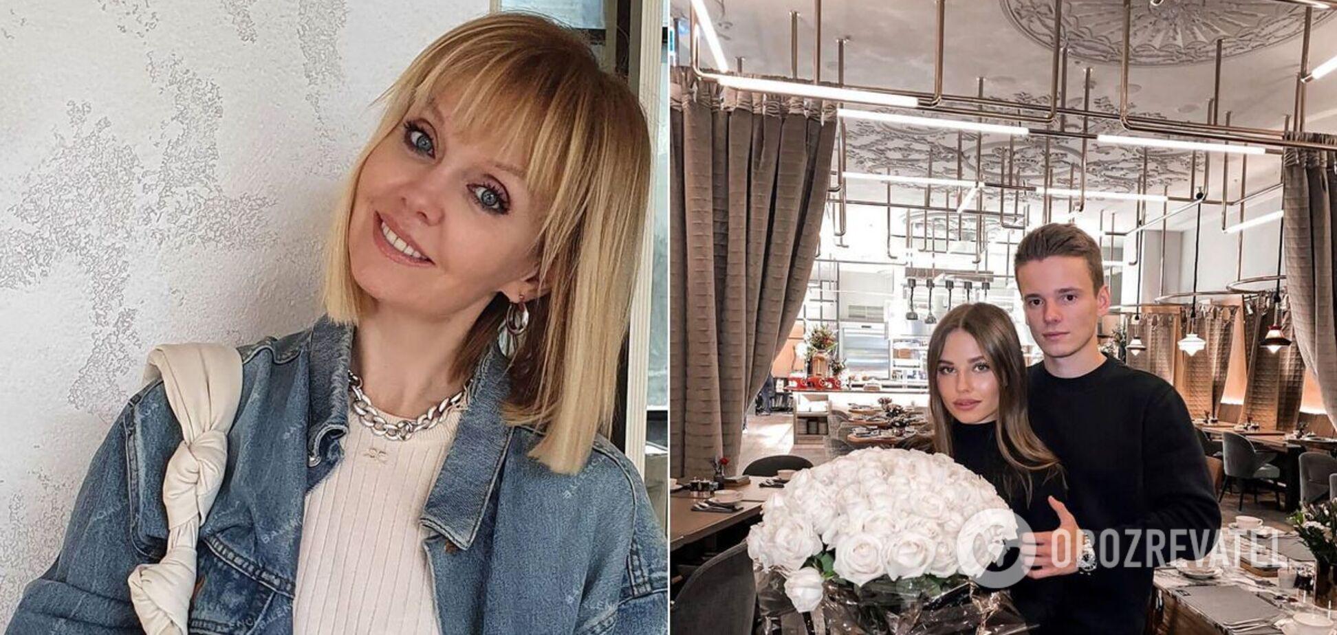 Младший сын певицы Валерии Арсений женился