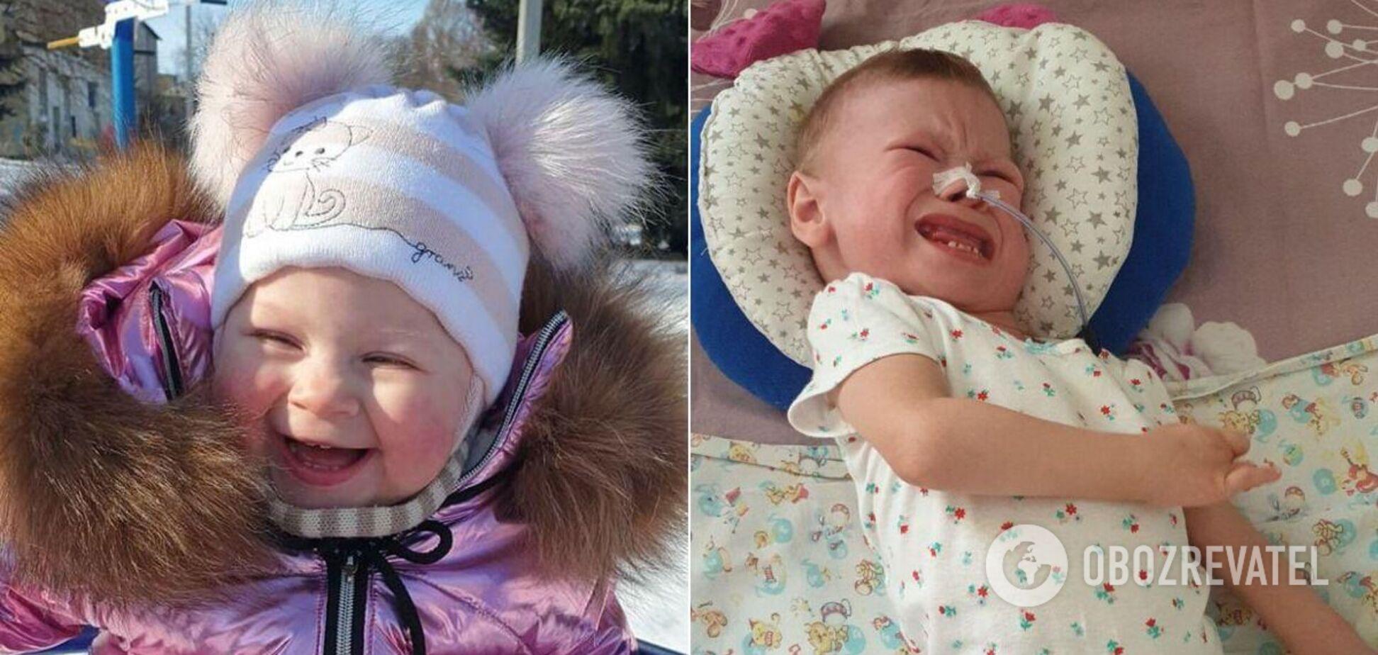 Отдали здорового ребенка – забрали инвалида: в Днепре родители обвинили врачей в халатности