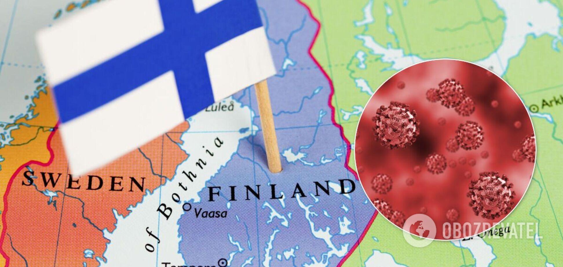 Финляндия запретила въезд украинским заробитчанам из-за COVID-19