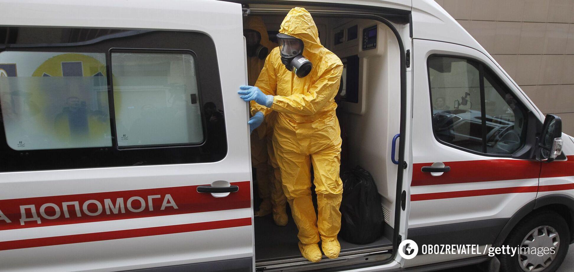 В Киеве зафиксировали рекордное количество жертв коронавируса