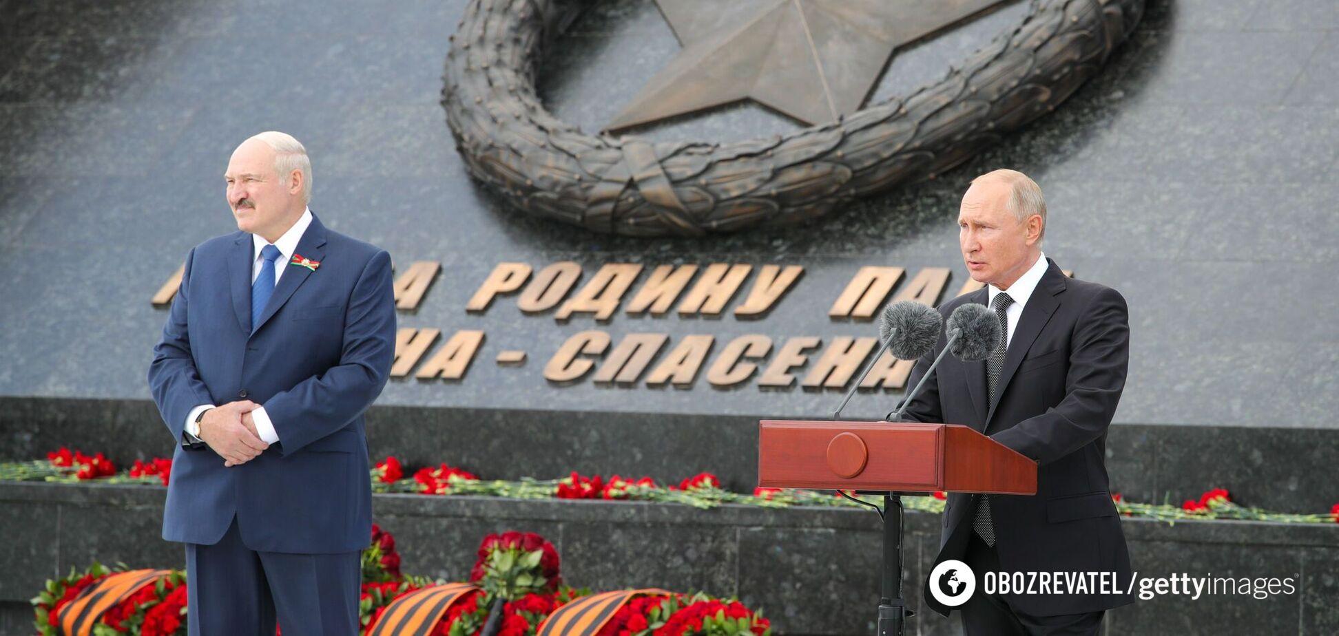 Лукашенко предал свою страну, остановить Путина смогут лишь беларусы