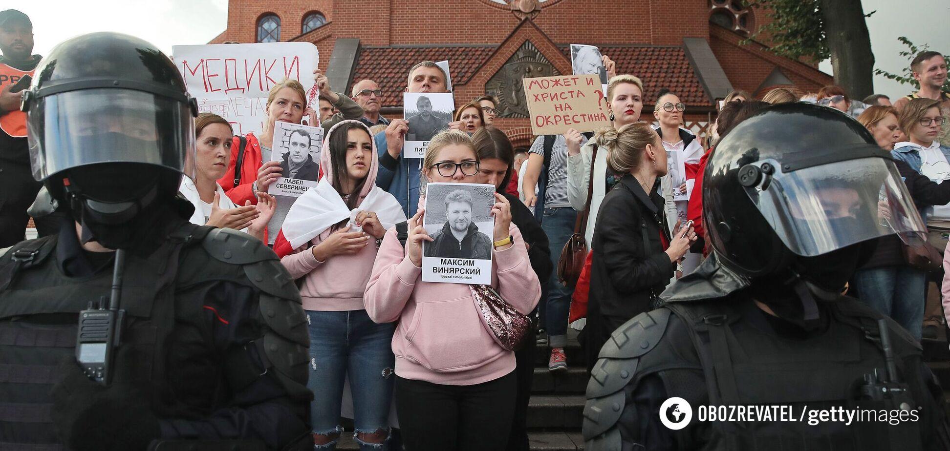 Беларусь и этот циничный и трусливый мир