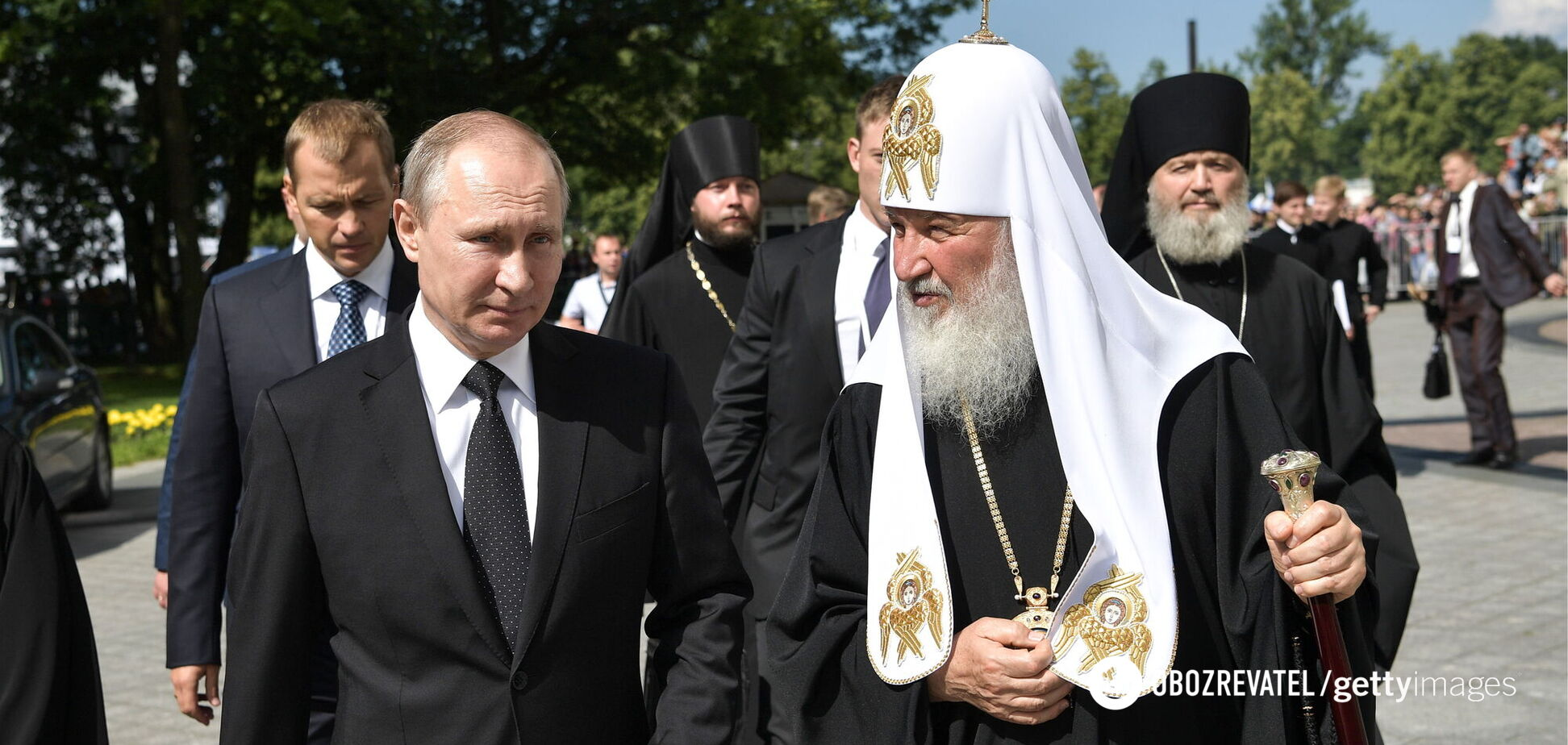 Церква як зброя Кремля: від України до Білорусі