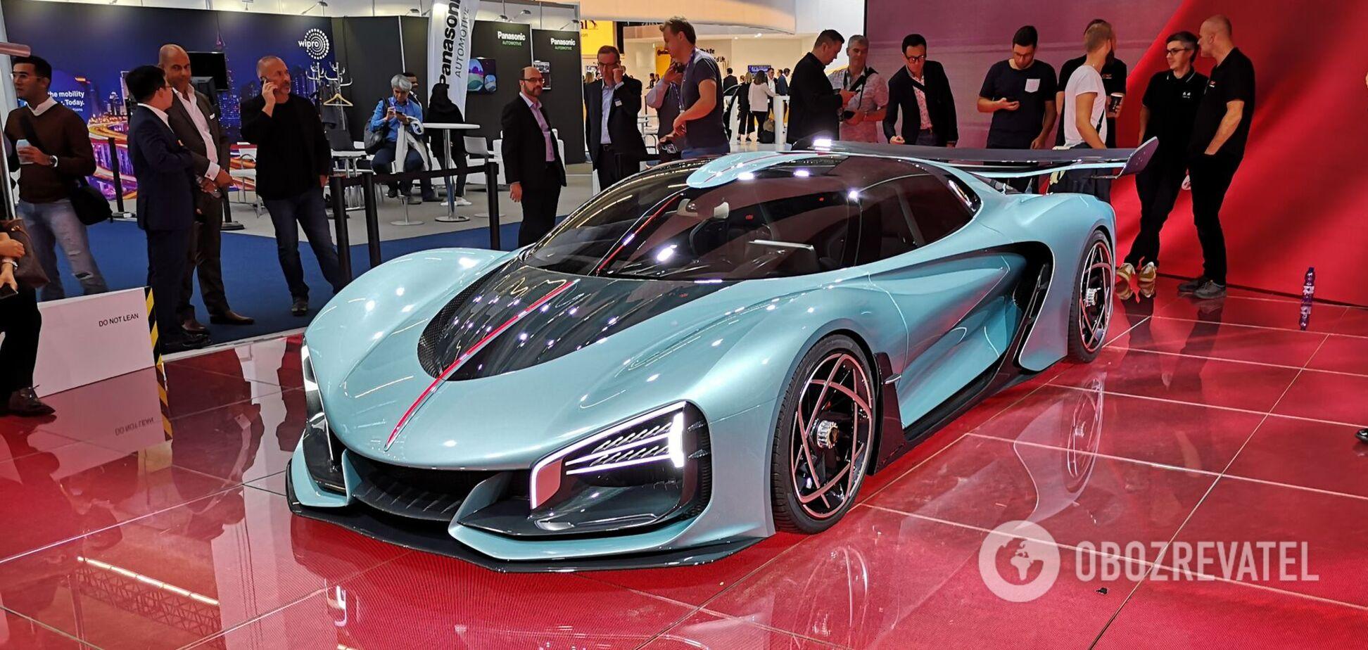 Найдорожчий китайський автомобіль оцінили в $1,45 млн