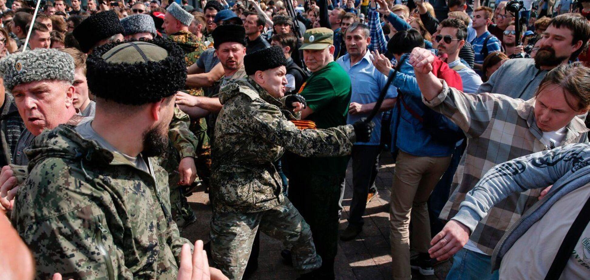Російські козаки викрадали й били людей на Донбасі заради викупів