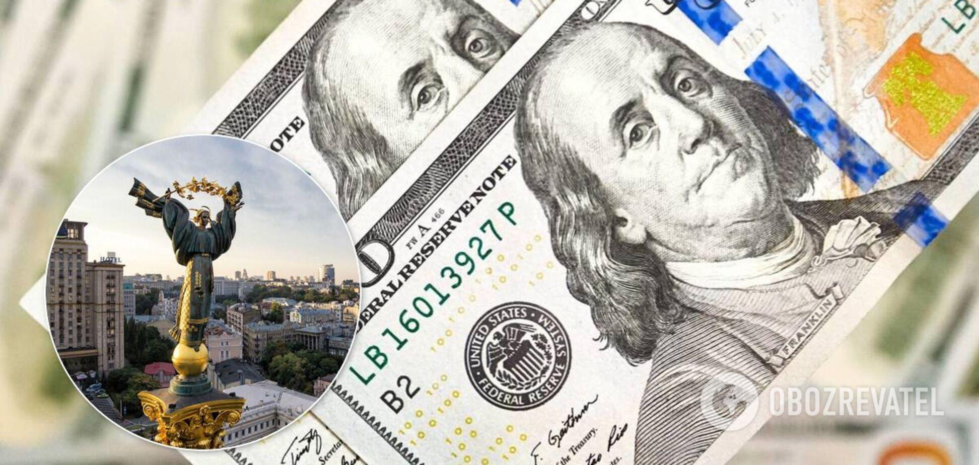 Выплаты Украины по долгам до 2040 года могут превысить $22 млрд