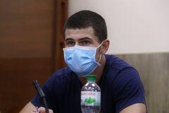 Кирилл Барихашвили арестован на два месяца