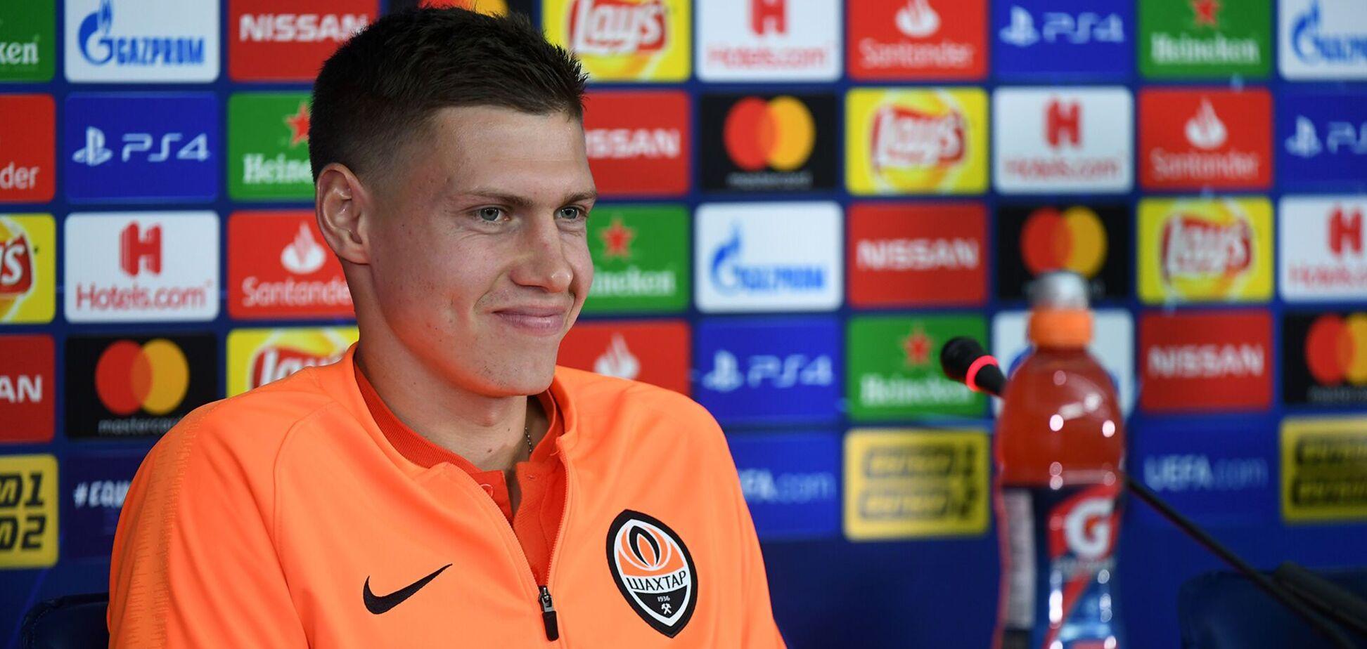 Защитник сборной Украины может перейти в российский клуб – СМИ