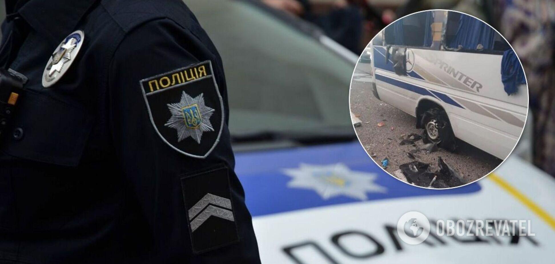 Полиция задержала 14 подозреваемых в нападении на людей Кивы