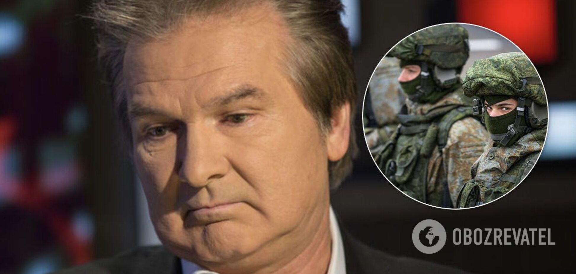 Юрій Швець вважає, що Росія не вторгатиметься в Білорусь