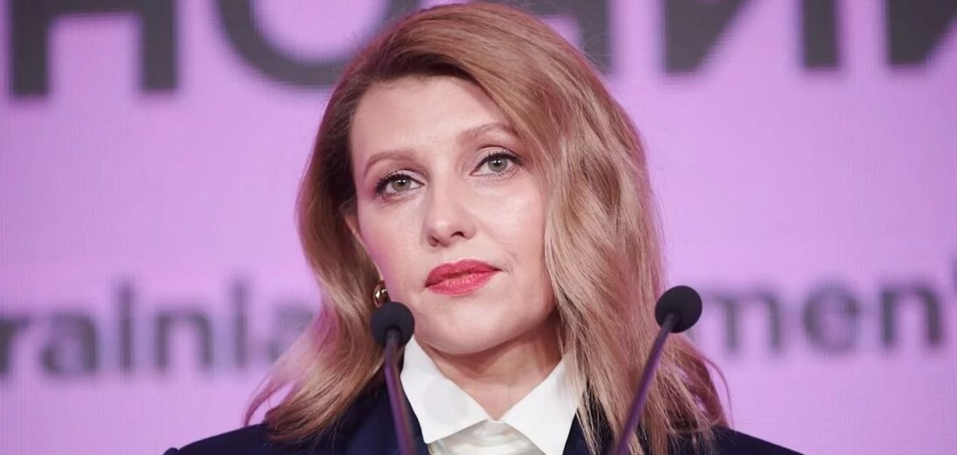 Зеленская пожаловалась на фейковые аккаунты в соцсетях, которые создают от имени