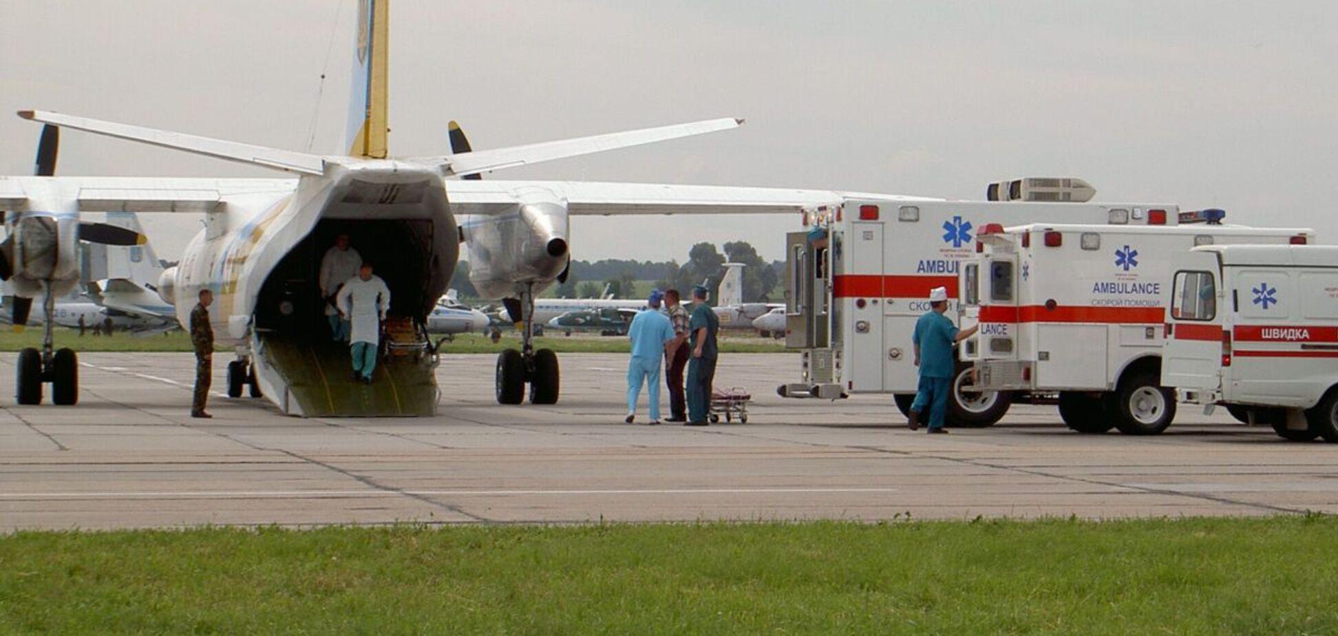 Эвакуация раненых