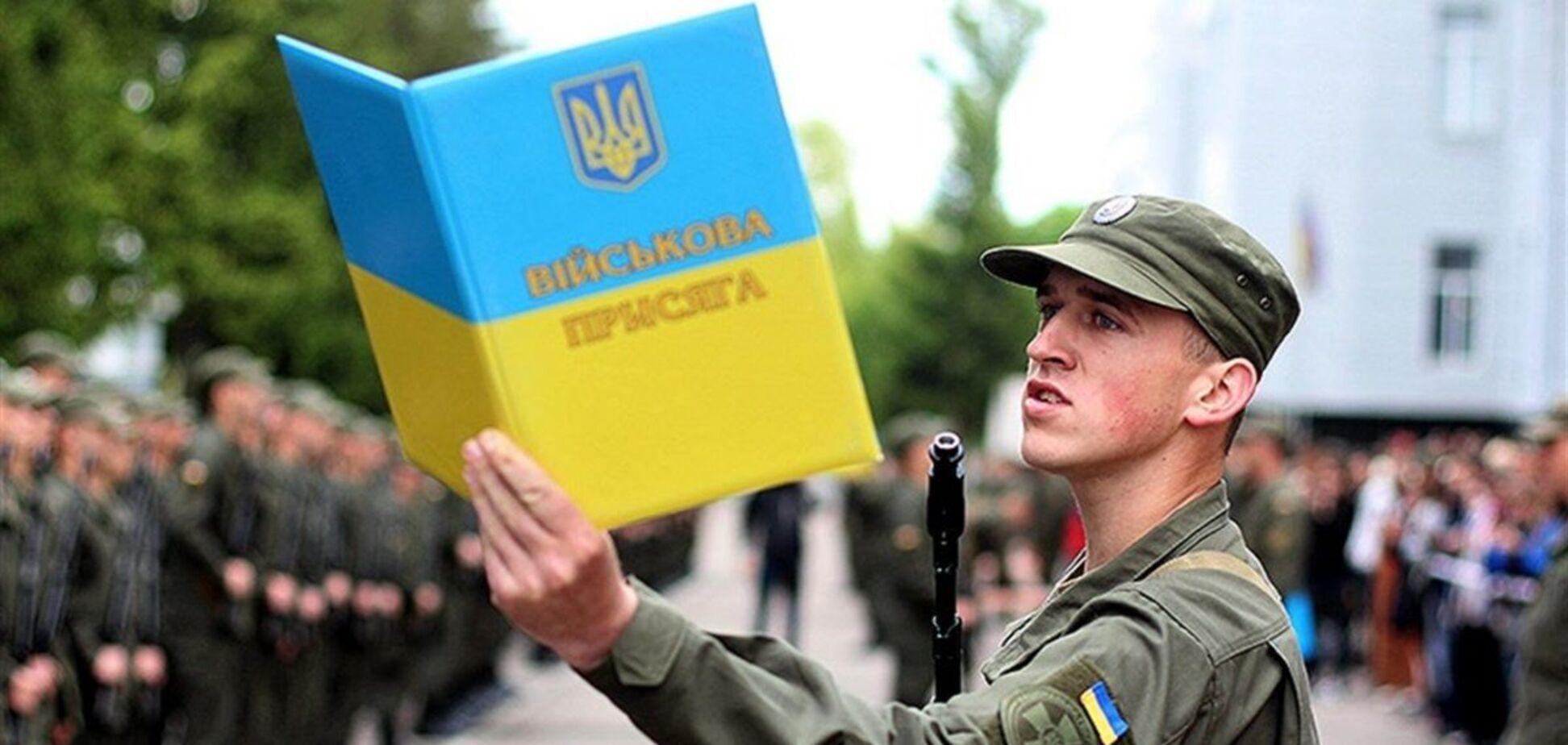 В Україні планують скоротити кількість призовників