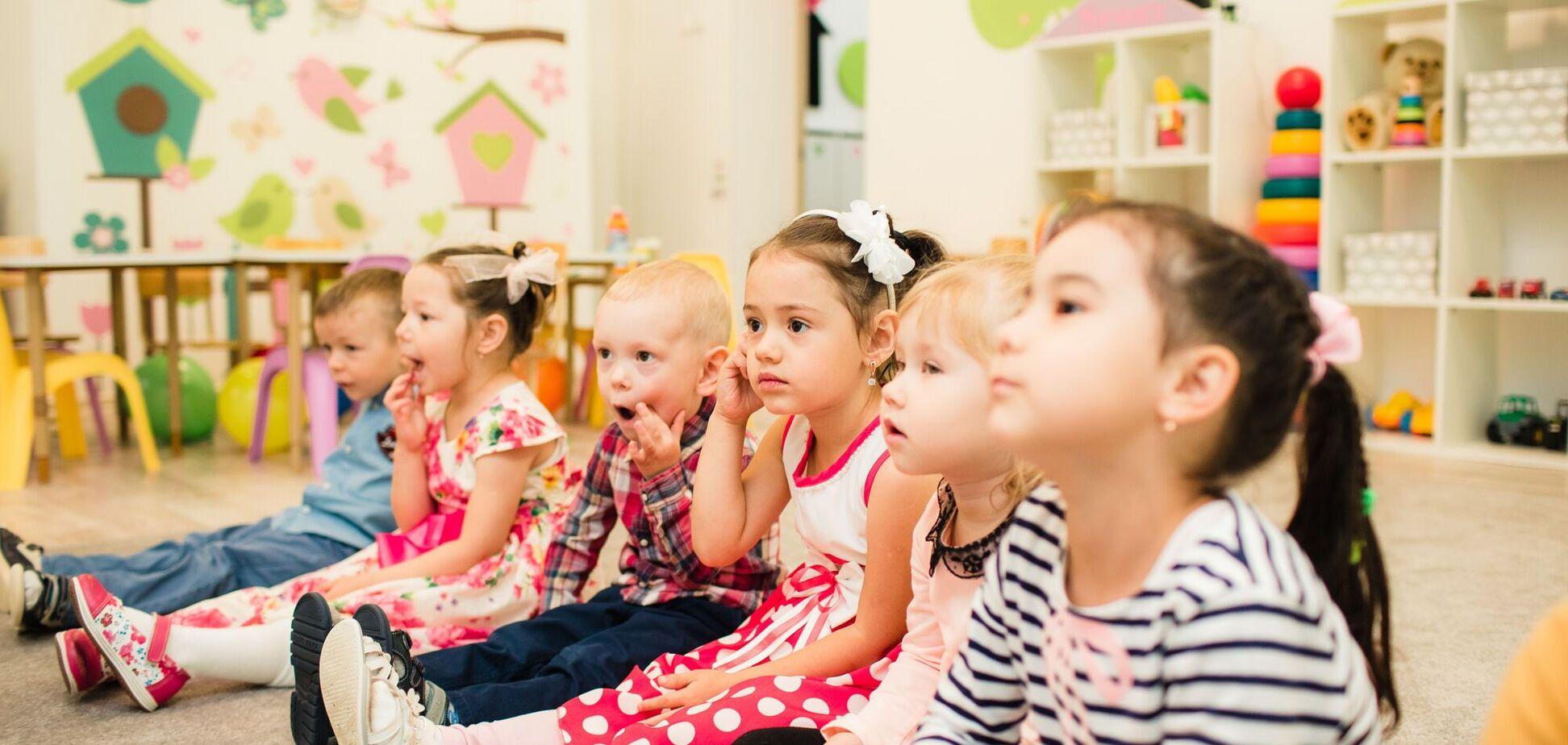 Что будет запрещено в детских садах