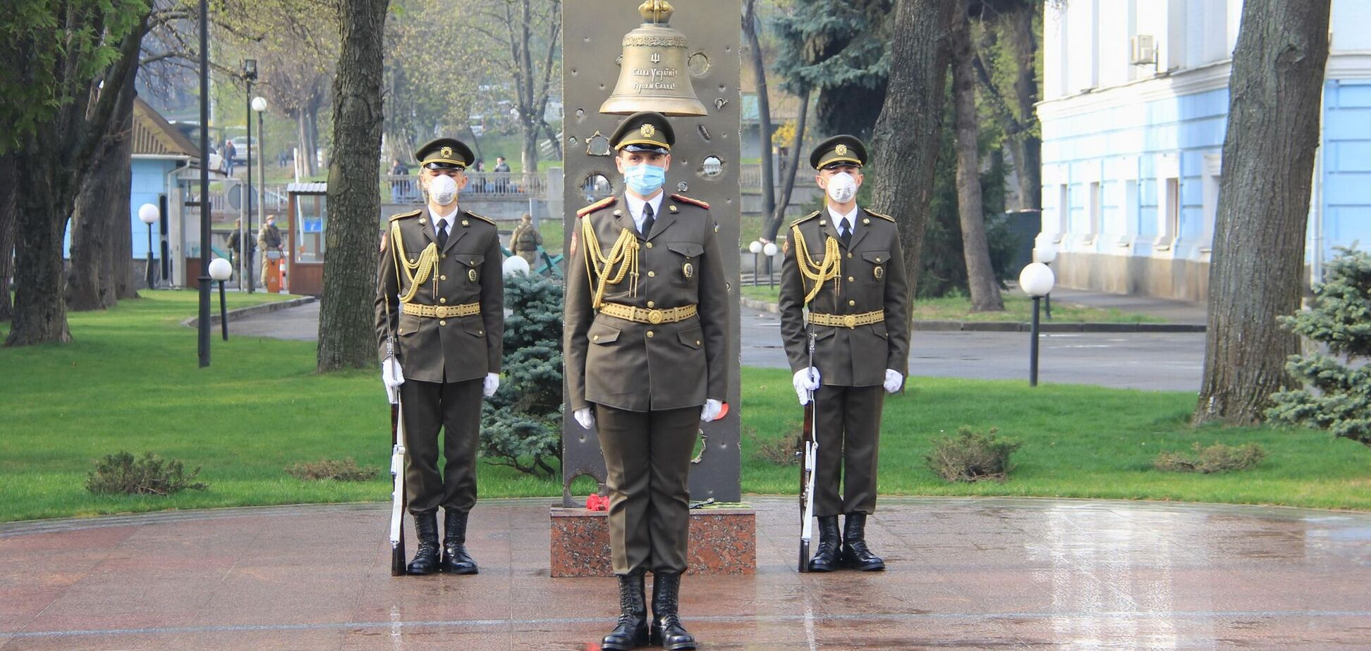памяти погибших военнослужащих
