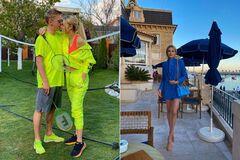 Седан виклала відео з весілля із Зінченком і вразила Instagram