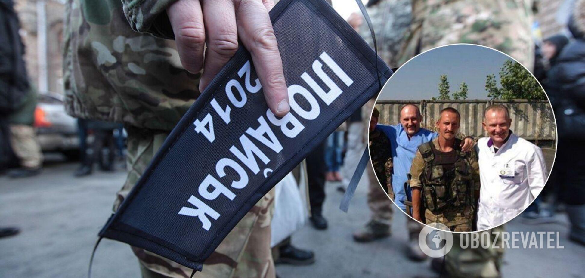 Врач – об Иловайской трагедии: были сотни раненых и оторванные ноги, примотанные скотчем