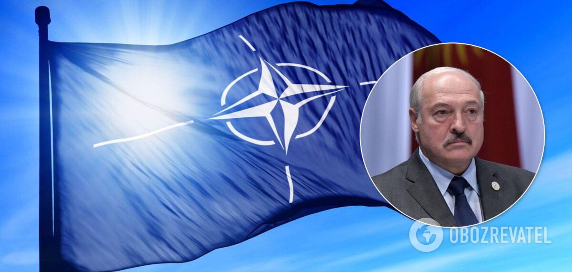 В НАТО ответили Лукашенко на 'шевеление' у границ Беларуси