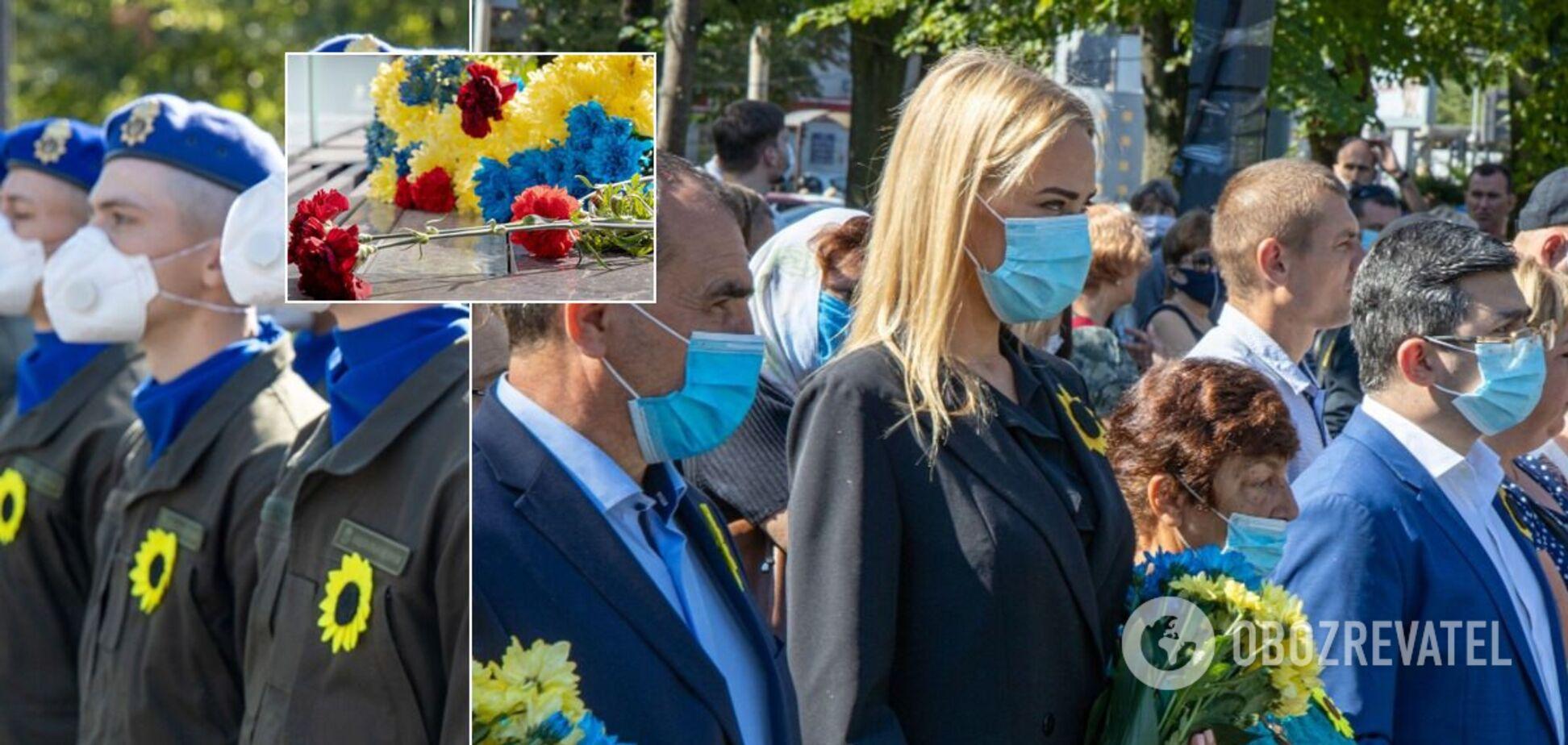 В Днепре почтили память погибших защитников Украины. Фото