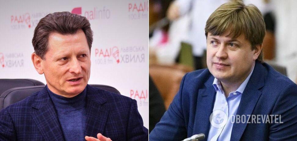 Михаил Волынец и Андрей Герус