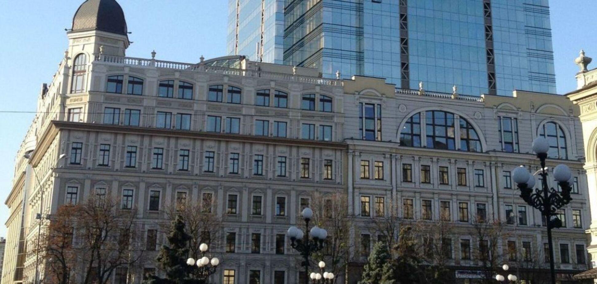 БЦ 'Леонардо' в Киеве