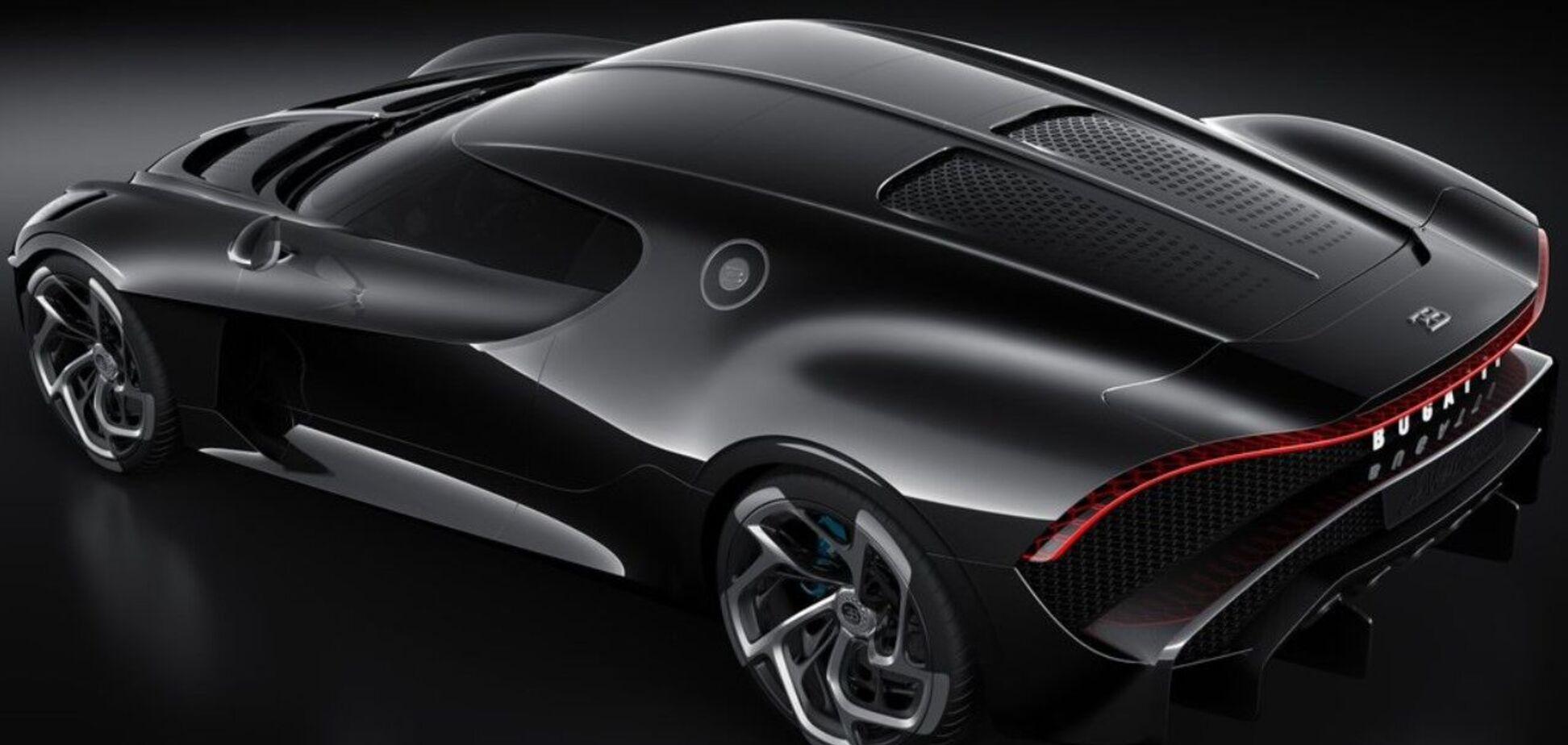 На данный момент рекордсменом является Bugatti La Voiture Noire. Фото: Bugatti
