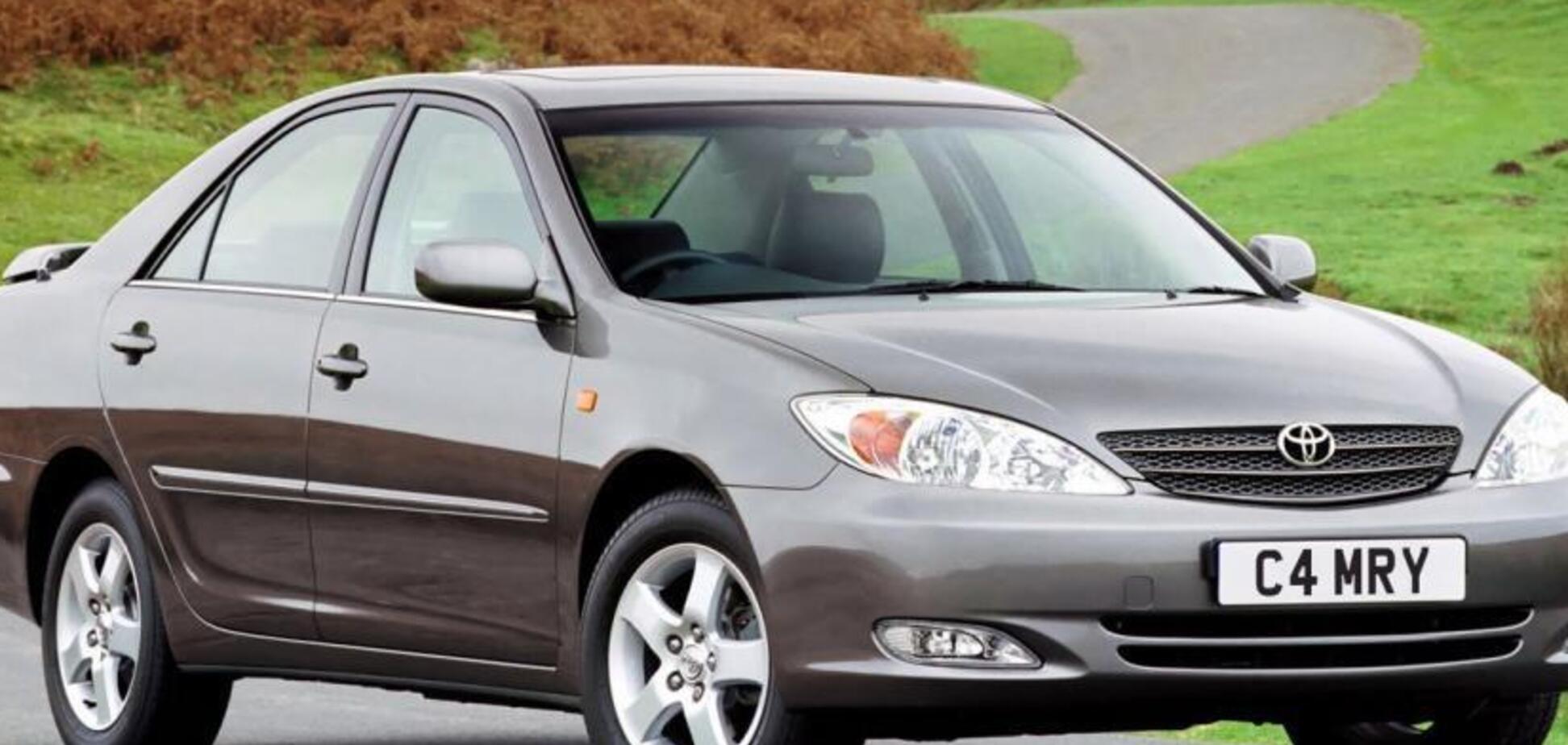 Американцы назвали лучшие б/у авто до $5000: только 'японцы'