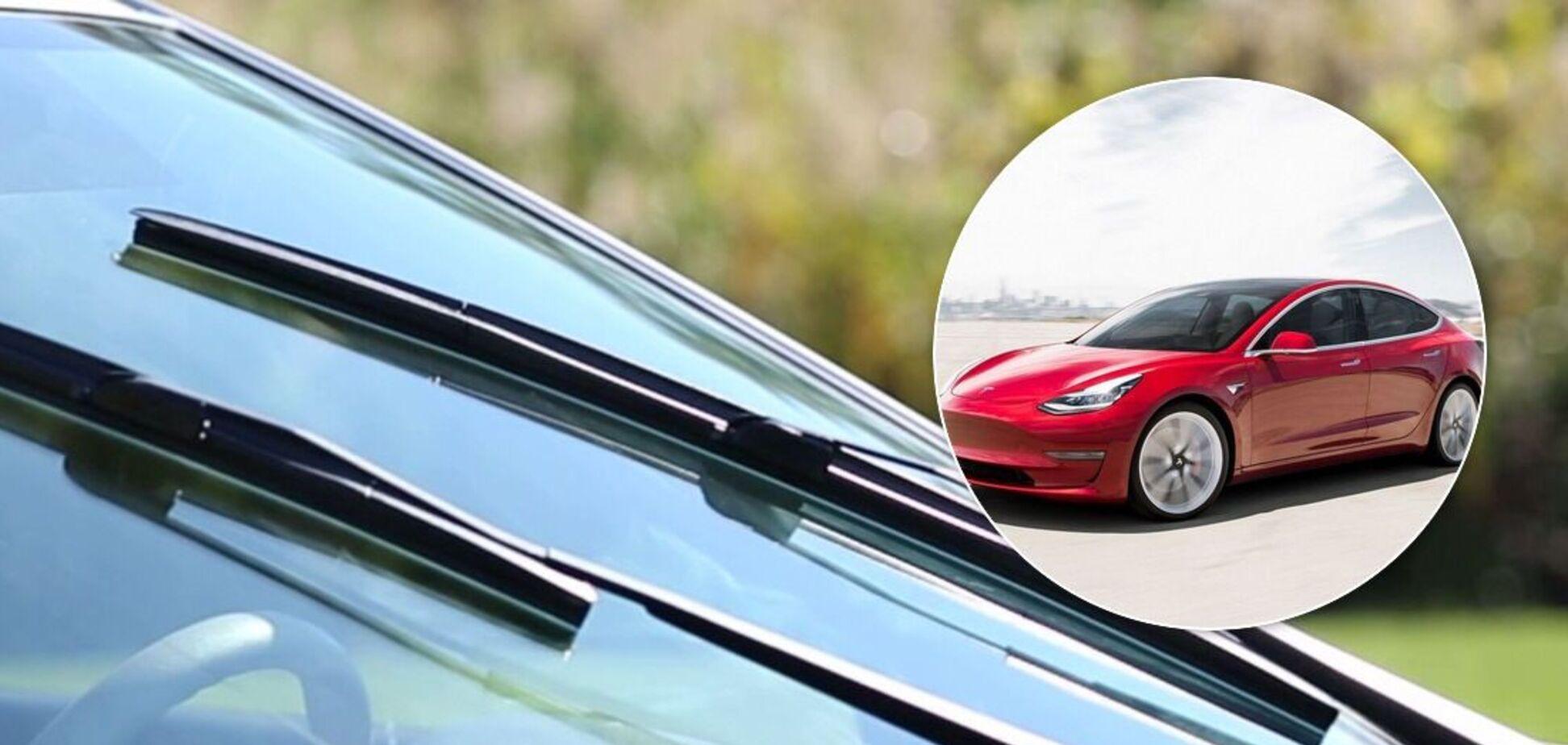 Владельца Tesla Model 3 наказали за настройку дворников