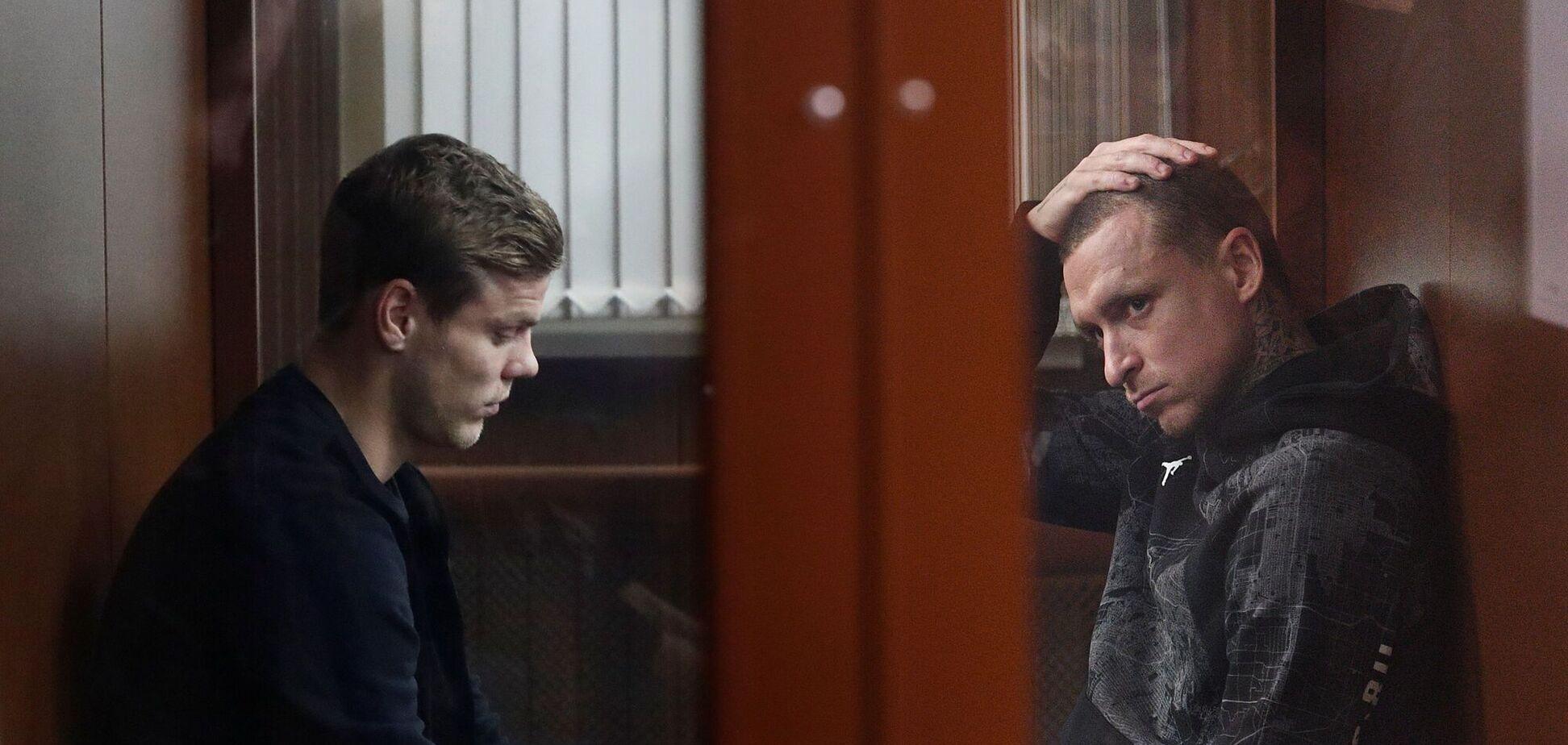 Олександр Кокорін і Павло Мамаєв