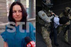 Заложница рассказал о приходе террориста в банк