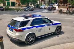 Россиян возмутила покупка нового Mercdes-AMG для полиции Чечни
