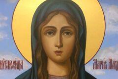 Мария Магдалина была первой из людей, удостоившихся явления Воскресшего Спасителя