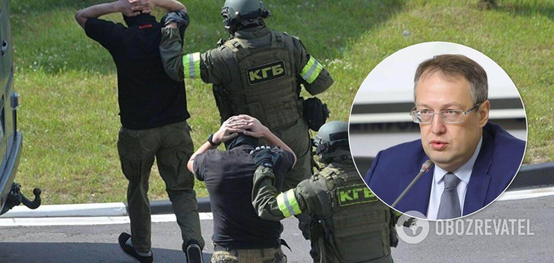У МВС розкрили нові деталі про затриманих вагнерівців