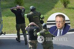 В МВД раскрыли новые детали о задержанных вагнеровцах