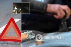 На Закарпатье водитель выехал на встречку и устроил пьяное ДТП: есть погибший. Фото