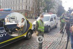 Стали известны новые требования захватчика БЦ 'Леонардо' в Киеве