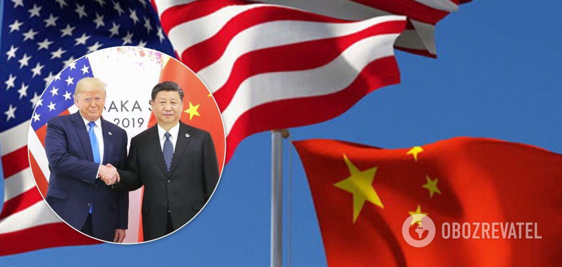 США пытаются удержать Китай от падения в империализм