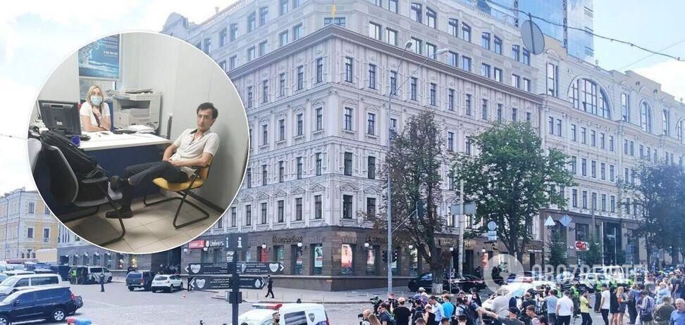 Захват банка в Киеве – Сухроб Каримов