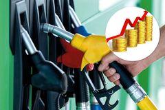 Цены на бензин и дизель в Украине выросли на 75 копеек