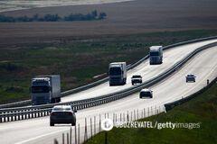 В сети показали, как строят 'трассу смерти' в Крыму