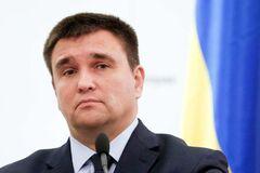 Ексглава МЗС України Павло Клімкін