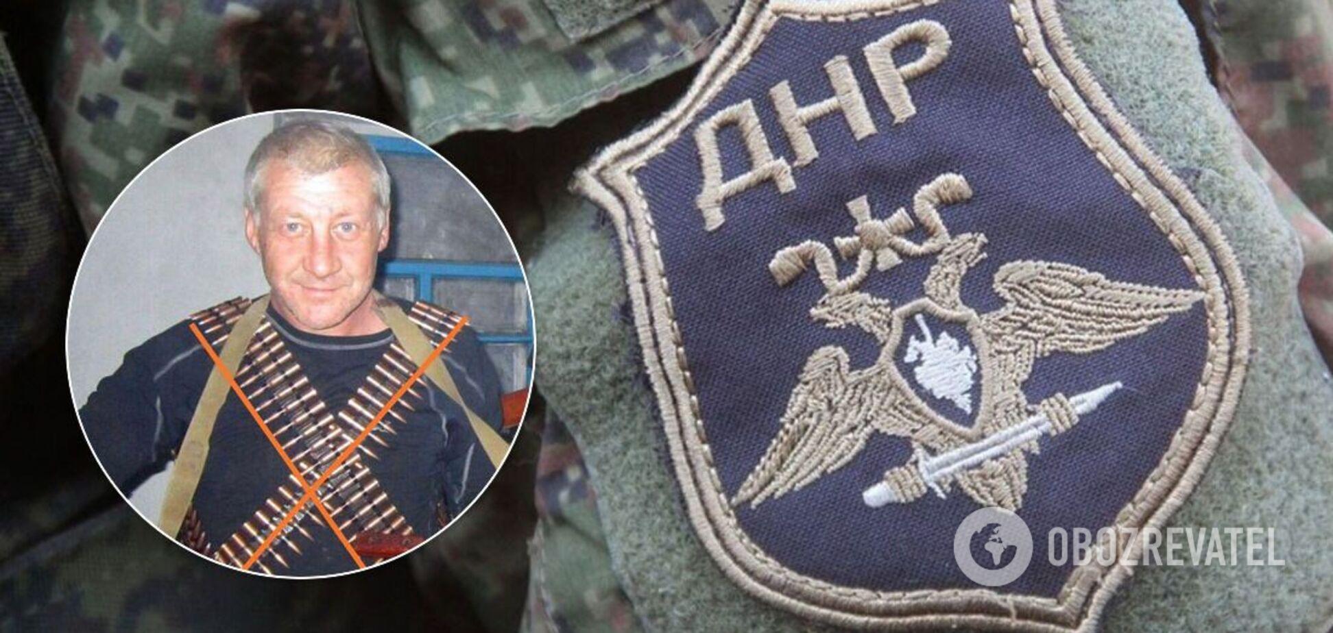 На Донеччині помер терорист Андрій Назаров