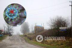 В одному районі Тернопільщини захворюваність на COVID-19 в п'ять разів перевищила середню по Україні
