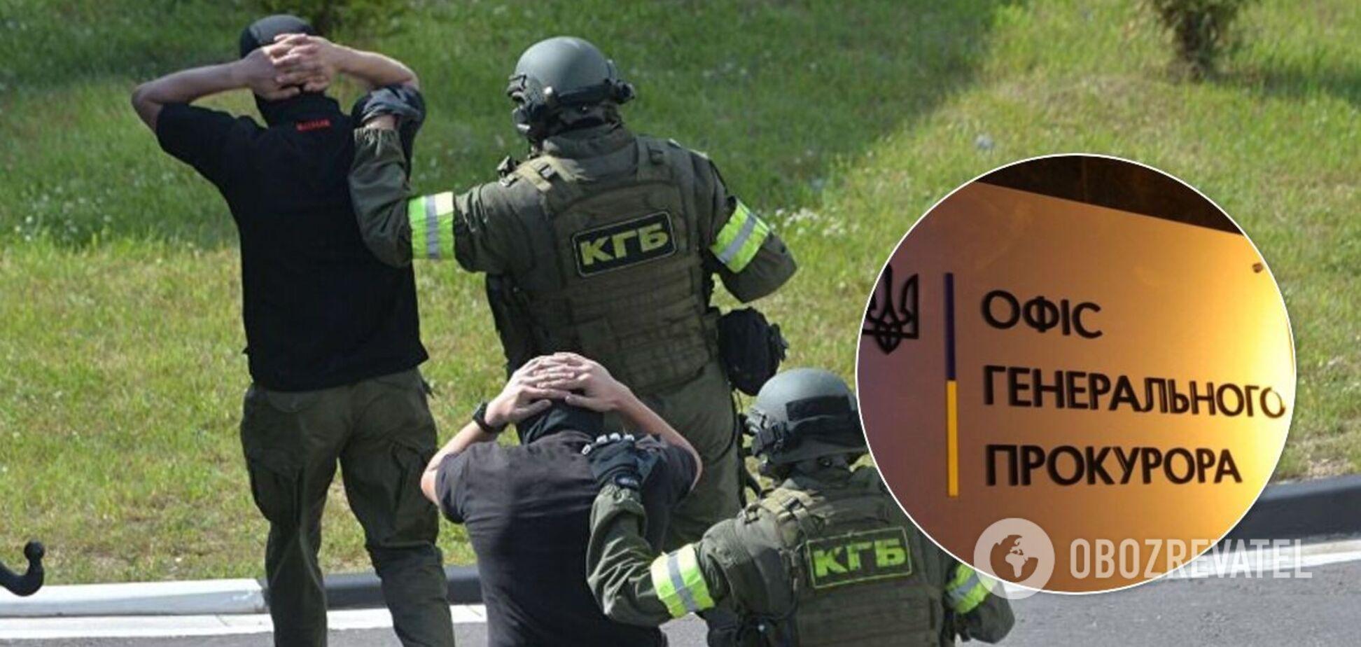 Білорусь отримала запит ОГП щодо вагнерівців