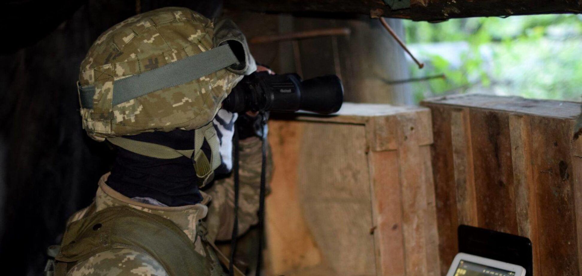 В СНБО заявили о семи днях без потерь на Донбассе