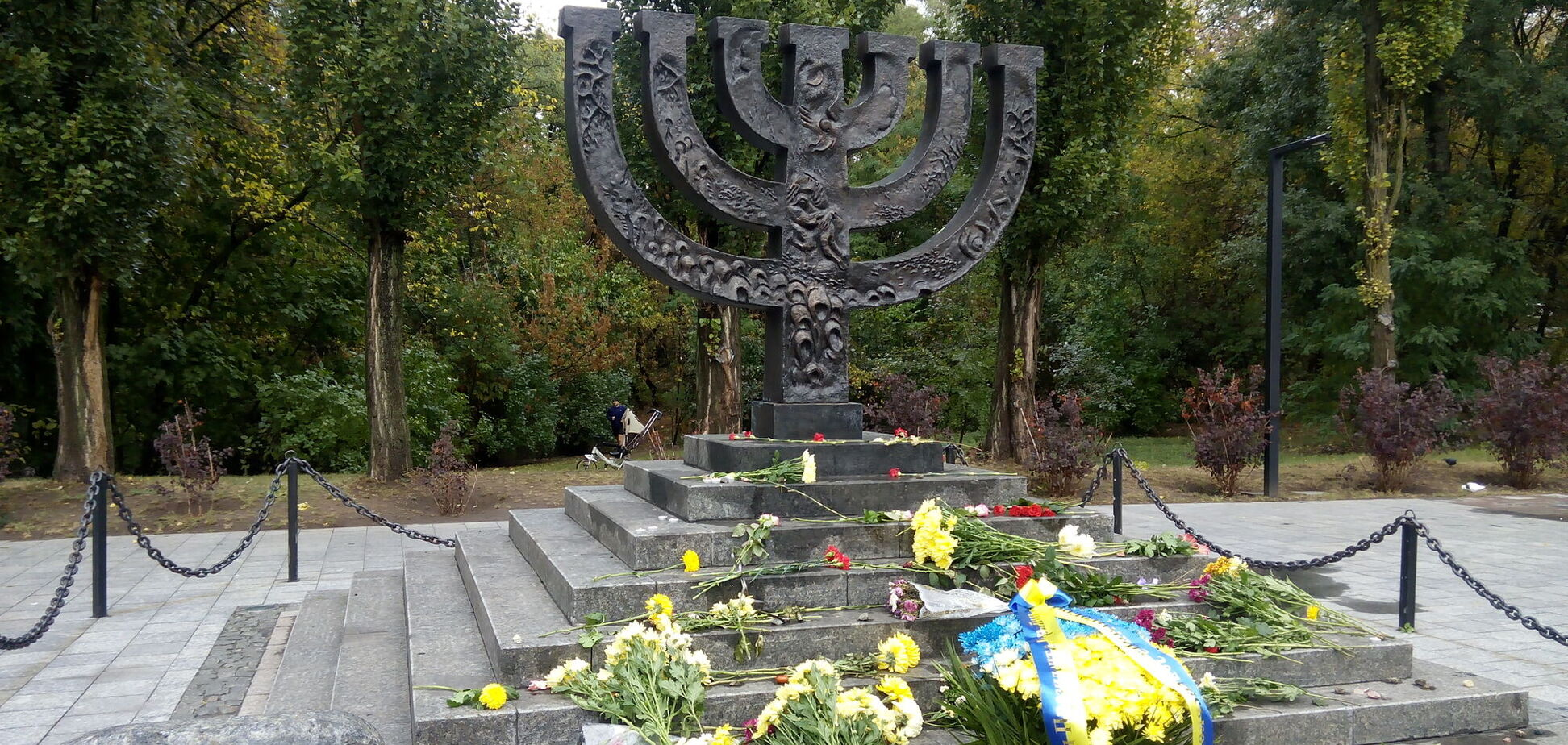 Фонду пам'яті передадуть земельні ділянки у Бабиному Яру в Києві