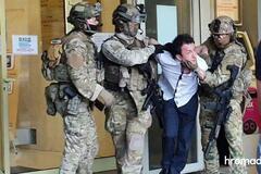 Киевского террориста Сухроба Каримова захватили: появились видео спецоперации