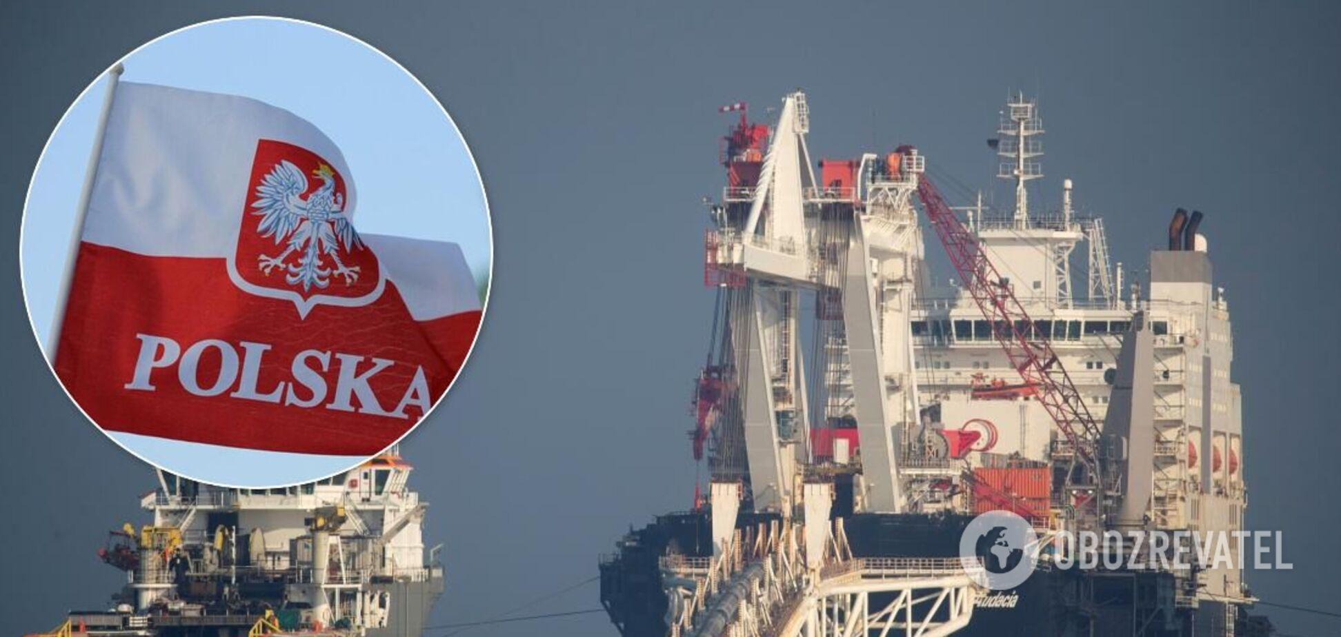 'Газпром' обжаловал штраф на 50 млн евро из-за 'Северного потока-2'
