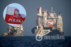 Польша оштрафовала 'Газпром' из-за 'Северного потока-2'